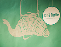 Cafe Turtle: Visual Merchandising