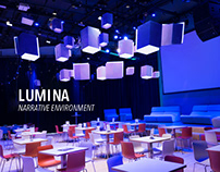 Lumina - Narrative light environment