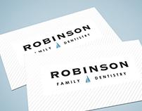 BRAND: Robinson Family Dentistry