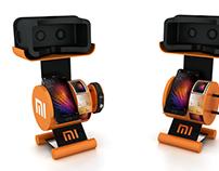 MI PHONE + BAND + VR HEADSET DISPLAY...