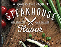 Chili's Topped Steaks Feature Card