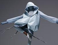 Designers interpret NIKE AIR VaporMax - Yvan Fabing