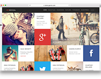 15 Best BuddyPress Social Network WordPress Themes