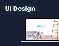 UI Design, Website and Logo
