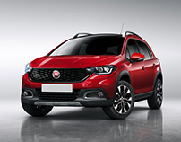 Fiat SUV and Crossover compact