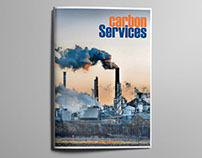 Carbon Services - Brochure Design