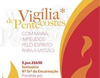 Vigília de Pentecostes 2017