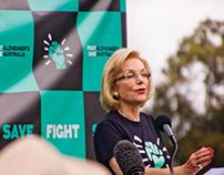 Alzheimer's Australia brand launch