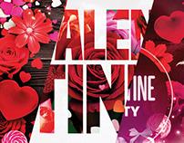 Valentine Poster Designs