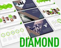 Diamond presentation