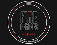 Fireremixes | Music, Remixes, Record Pool UI/UX