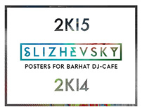 25 POSTERS for BARHAT
