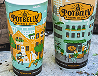 New Potbelly Packaging