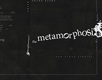 The Metamorphosis by Franz Kafka Book Cover Design
