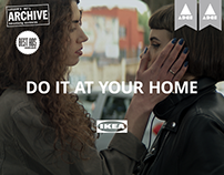 IKEA - Do It At Your Home [We Are Social]
