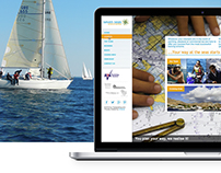 Seven Seas Sailing - Responsive Website