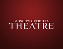 Moscow Operetta Theatre Logo