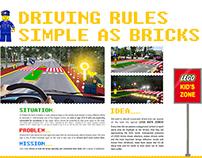 LEGO ZONE. Social Campaign, Event