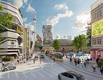 Future szenario - Berlin