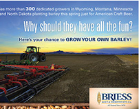 Briess Co. - Mailers & Flyer