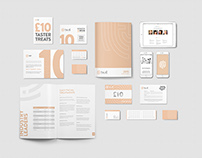 TAJE Beauty Clinic Branding