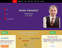 NV- personal web page