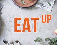 EatUp Web Design