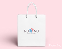 Nunnu Kids Apparel Branding