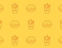 Burger & Soda