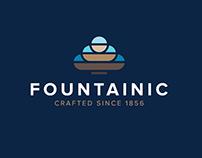 Fountainic - Identity Design.