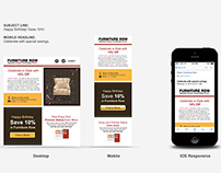 Responsive Mobile Email | Capital One