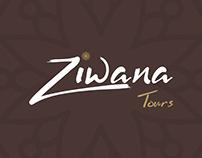 Branding Ziwana tours