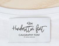 Wow Script Font
