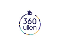 Logo and identity for 360uilen