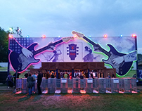 Event design Holland International Bluesfestival
