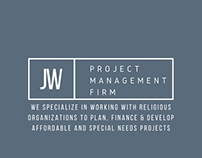 Branding for JW Project Management Firm