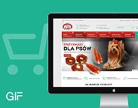 Adbi.pl - Pet store