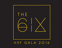 The 6IX – HSF Gala 2016