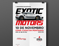 Exotic Motors - Identidade Visual