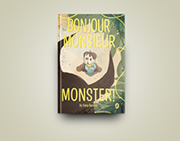 Children's Book: Bonjour Monsieur Monster!