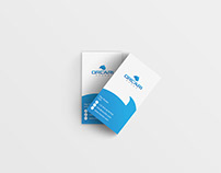 Business Card Design for Orcari Games