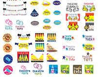 Theatre Tots - Logo Design