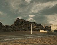 Game Asset 1 Mountain Terrain