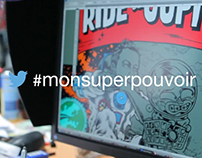 ORANGE #MONSUPERPOUVOIR