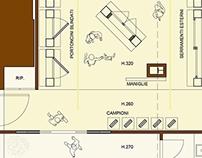 Show room vendita serramenti