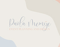 Paola Memije: event planning