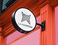 La Mariposa Branding