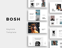 BOSH - Clean and Minimal Keynote Presentation Template