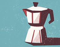 Dia do Café - Poster