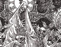 La Máscara de la Muerte Roja, de Edgar Allan Poe